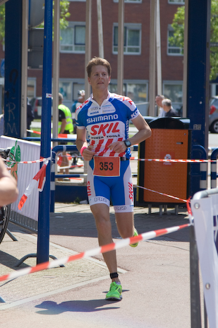 Triathlon Huizen 2013