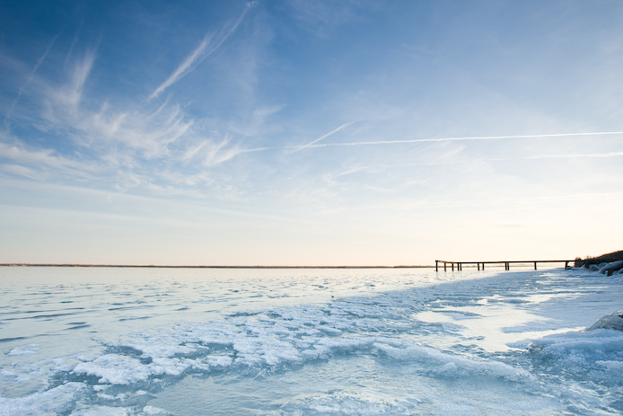 Ice on the IJmeer