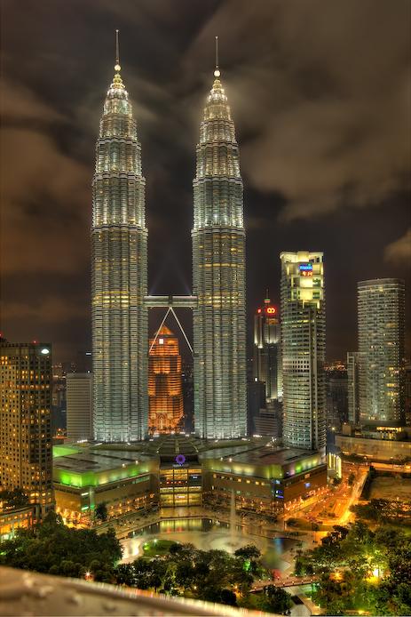 Kuala Lumpur HDR
