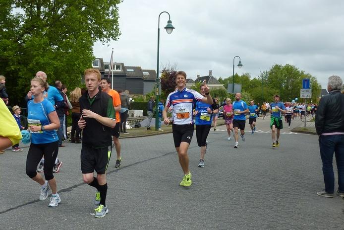 Leiden marathon 2013